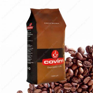 Cafea Boabe Orocrema Covim