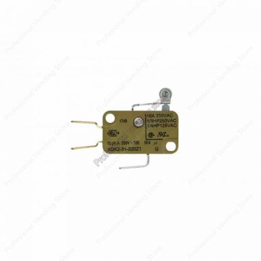 Micro Air-Break Necta 10(4)A 250V T85 5E4MF SAIA