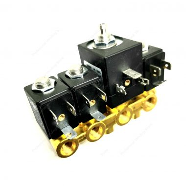 Grup Electrovalve Complet 3 solubile si 1 cafea Necta