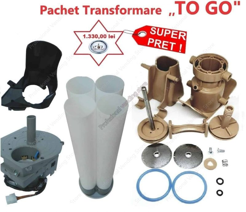 Pachet Transformare TO GO Necta