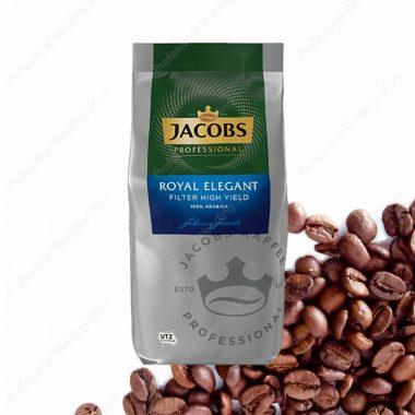 Jacobs Caffe Crema Royal Elegant Cafea Boabe 1 Kg